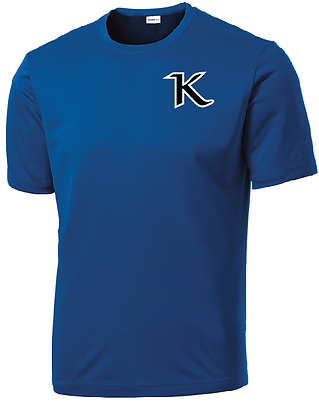 KYA SELECT DRY-FIT BLUE