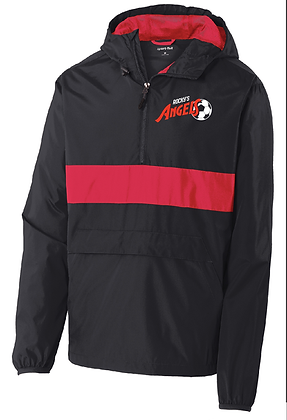 ANGELS SOCCER- WINDBREAKER PULLOVER
