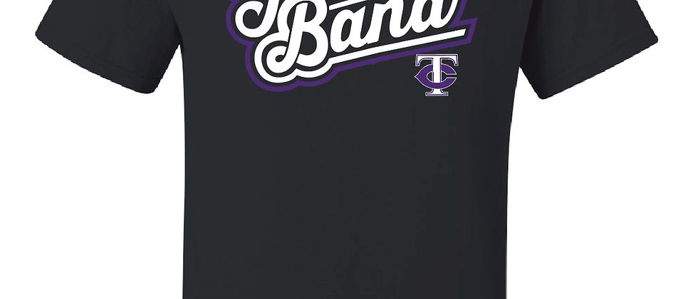 TCHS BAND BLACK
