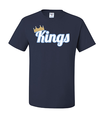 Kings Logo Dry Fit Shirt