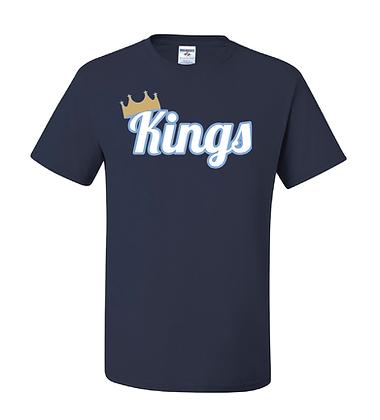 Kings Logo Cotton Shirt