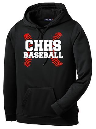 CHHS Baseball Hoody
