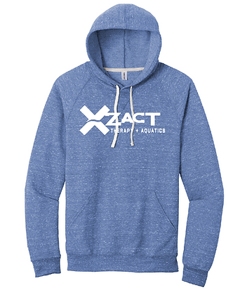 XZACT- SNOW FRENCH TERRY HOODIE