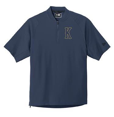 KHS BASEBALL- CAGE JACKET- NAVY