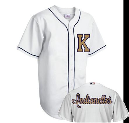 Indianettes Baseball Jersey