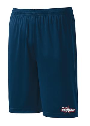 Team Texas Practice Shorts
