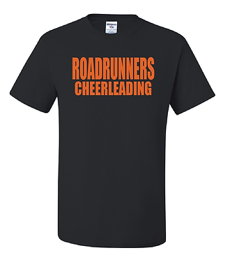 KYA CHEER- ROADRUNNERS T-SHIRT