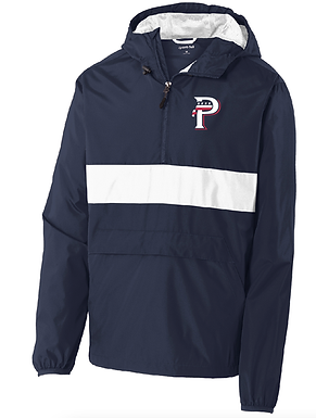 USA PRIME- WINDBREAKER PULLOVER