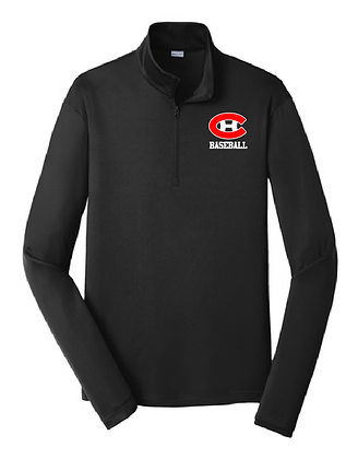 Lightweight Dry-fit 1/4 Zip Pullover