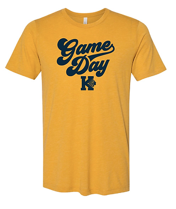 KHS BASEBALL- GAME DAY TEE