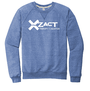 XZACT- SNOW FRENCH TERRY SWEATSHIRT