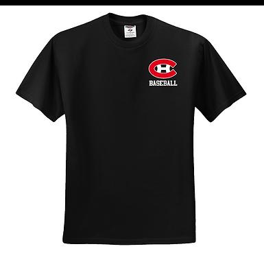 2016 BASEBALL BLACK SHIRT