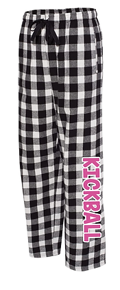 LMK Plaid Pajama Pants