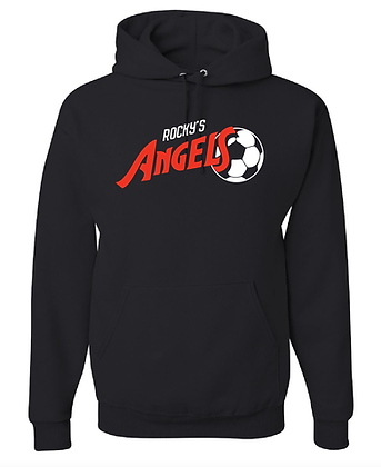 ANGELS SOCCER- HOODED SWEATSHIRT