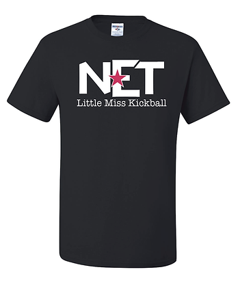 LMK Black T-Shirt