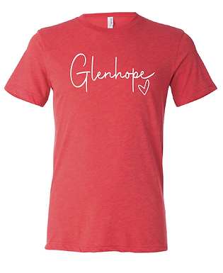 GLENHOPE- RED