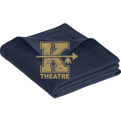 KHS THEATRE- SWEATSHIRT BLANKET