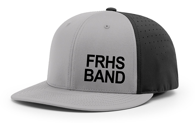 FRHS BAND GRAY HAT