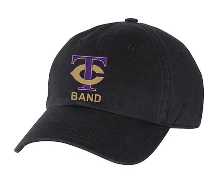 TCHS BAND ADJUSTABLE HAT BLACK