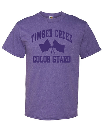 TC Color Guard T-shirt