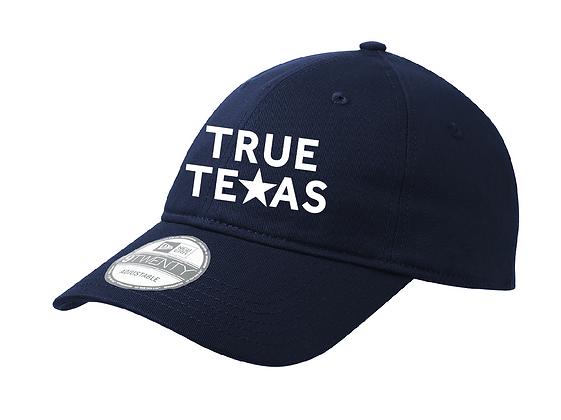 TRUE TEXAS SOFTBALL- LOW PROFILE HAT