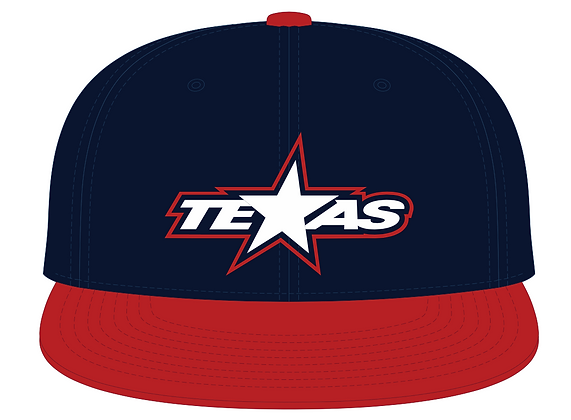 Team Texas Hat- Navy