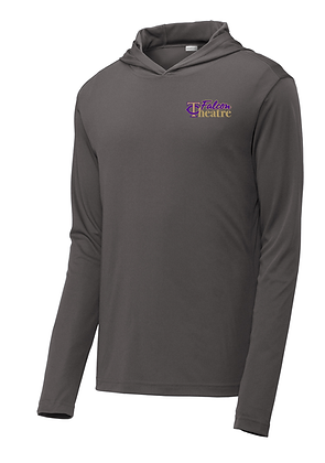 TCHS THEATRE GRAY LIGHTWEIGHT PULLOVER