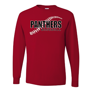 (1) Long Sleeved Shirt- Red
