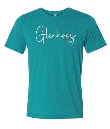 GLENHOPE- TEAL