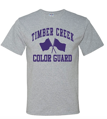 TC Color Guard T-Shirt