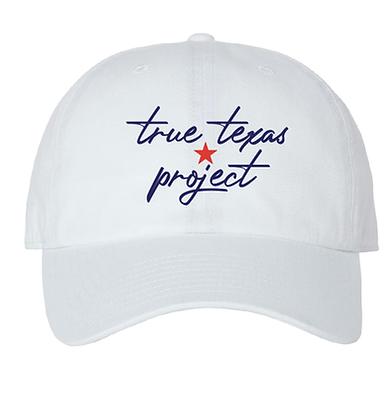TTP: DAD HAT- WHITE SCRIPT