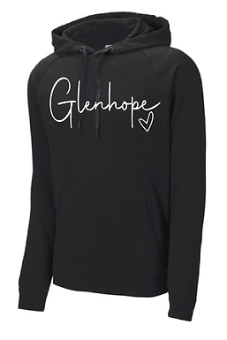 GLENHOPE- FRENCH TERRY HOODIE