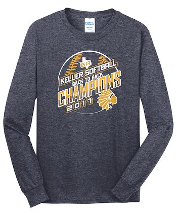KHS Softball State Long Sleeved T-Shirt