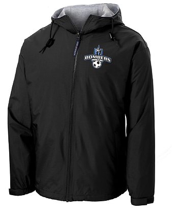 BOMBERS SOCCER- ALL-SEASON JACKET