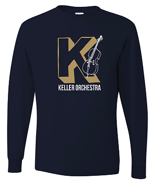 Keller Orchestra Retro Long Sleeve