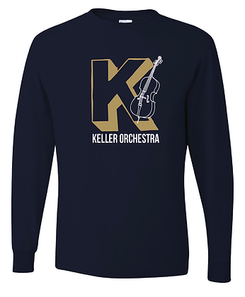 Keller Orchestra Retro Long Sleeve