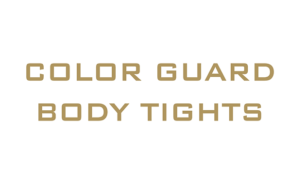 FRHS COLORGUARD BODY TIGHTS