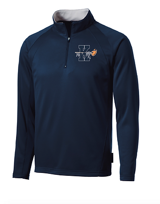 KHS CT 1/4 Zip Pullover