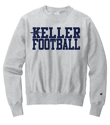 Champion Keller Football Sweatshirt
