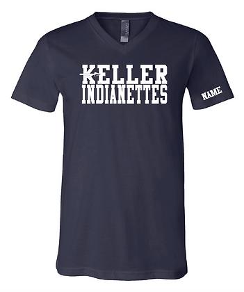 INDIANETTES  Soft (Tri-Blend) T-Shirt