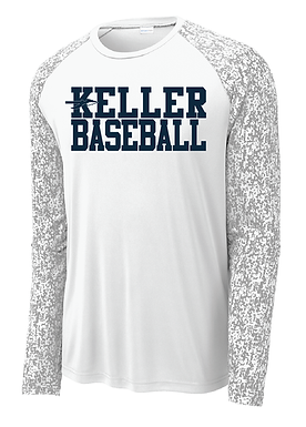 KHS BASEBALL- CAMO DRY FIT