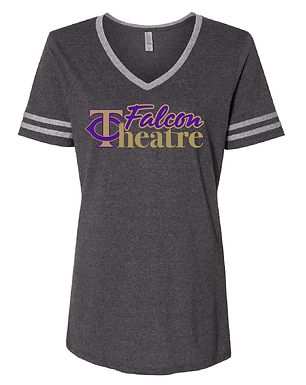 TCHS THEATRE LADIES SHIRT