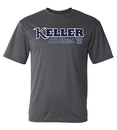 KYA All-Stars- Dry-Fit Shirt- Gray