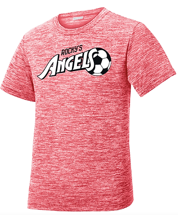 ANGELS SOCCER- GRUNGE DRY-FIT SHIRT