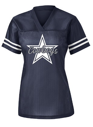 KYA CHEER- COWBOYS LADIES JERSEY