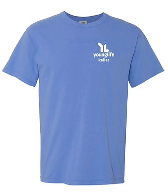Blue Young Life Comfort Colors