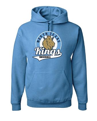 Kings Light Blue Hoodie