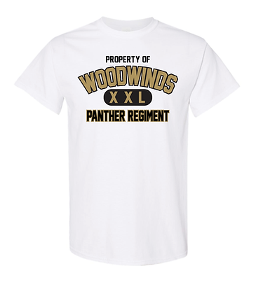 FRHS PROPERTY OF WOODWINDS