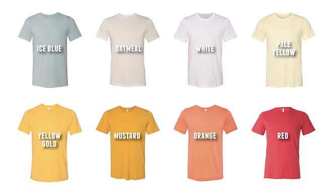 3413 Shirt Template