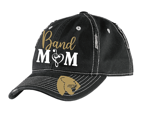 FRHS BAND- MOM HAT